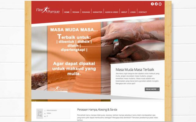 2Tim222 | Portofolio Pembuatan Website Buatweb Agency