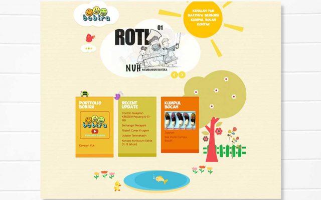 Bobira | Portofolio Pembuatan Website Buatweb Agency